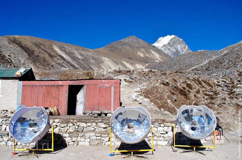 В тонком воздухе Гималаев / Фото из Непала