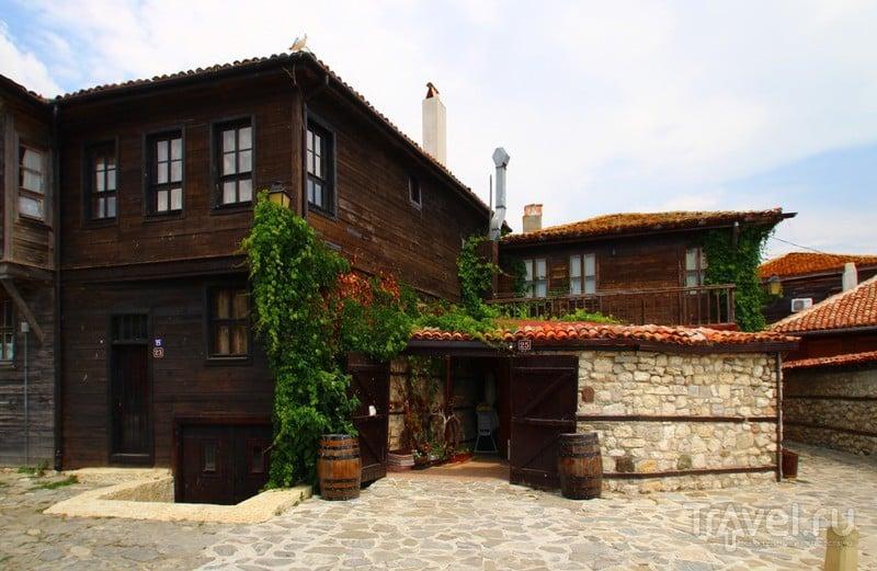 Город-музей Несебр / Болгария