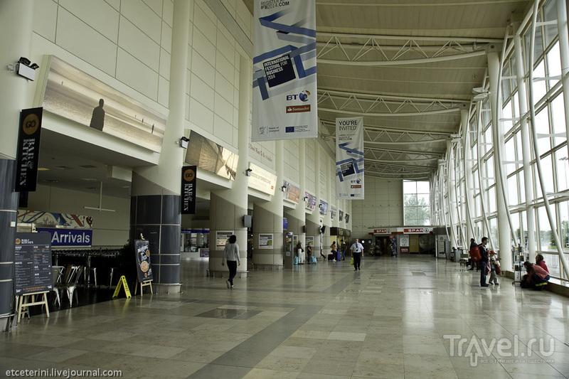 Аэропорт имени Джона Леннона, Ливерпуль / Великобритания