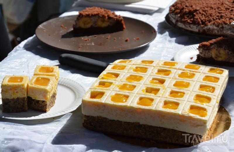 Ресторанный день в Хельсинки: нудл, самоса и мясо по-африкански