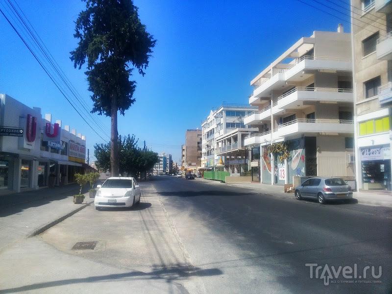 15 августа, Лимассол. Повод не работать всегда найдется / Кипр