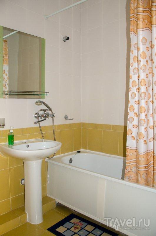 Ваннная комната в апартаментах