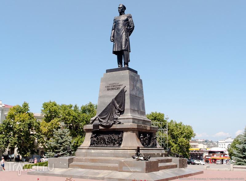 Поездка в Крым. Севастополь / Россия