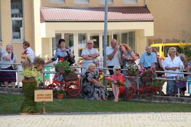Медово-яблочно-травяной праздник в Литве / Литва