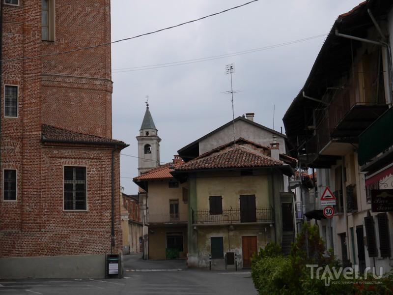 Сан-Бениньо-Канавезе. Итальянская провинция XI века