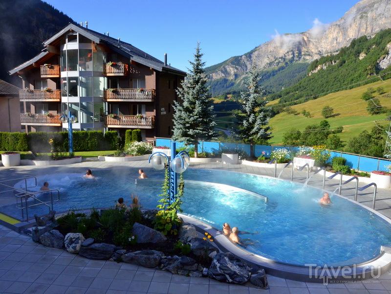 Пешие прогулки, термы и раклет: три дня в летней Швейцарии / Фото из Швейцарии