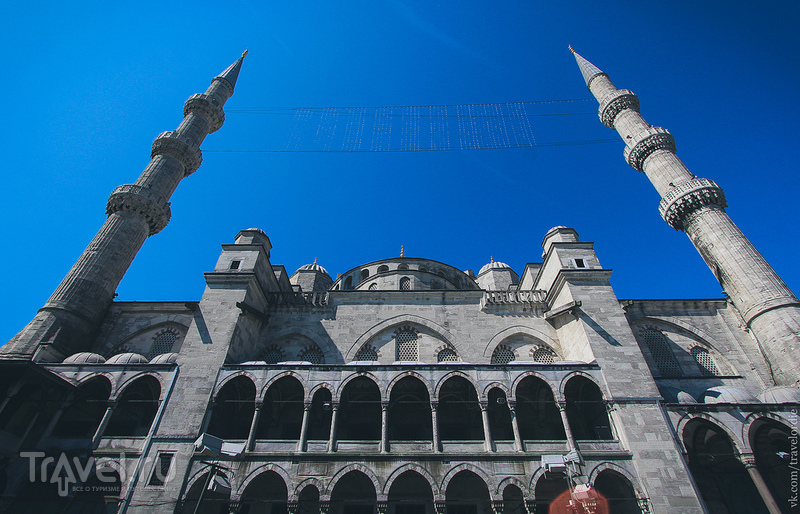 Типичный Стамбул. Район Султанахмет, круиз по Босфору и чайки-трупоеды / Фото из Турции