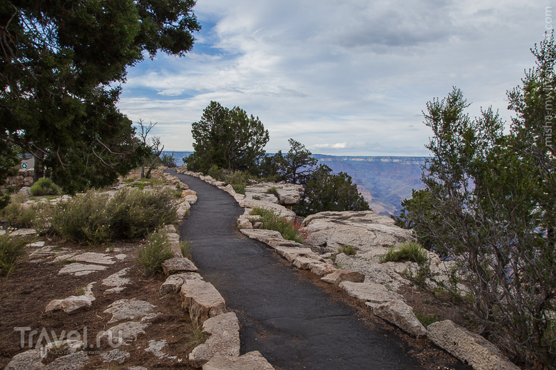 США. Лето в парках. Национальный парк Grand Canyon / Фото из США
