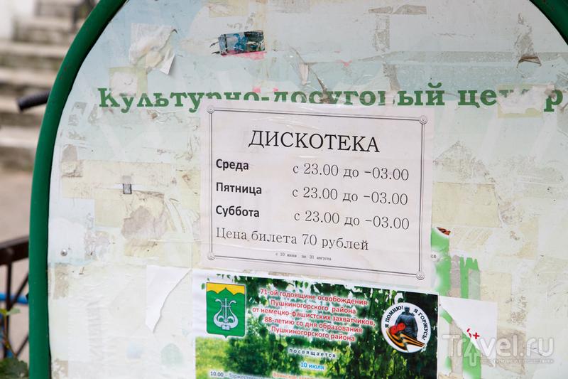По пушкинским местам / Фото из России