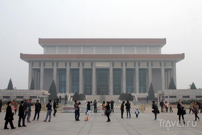 Пекин. Город заборчиков / Китай