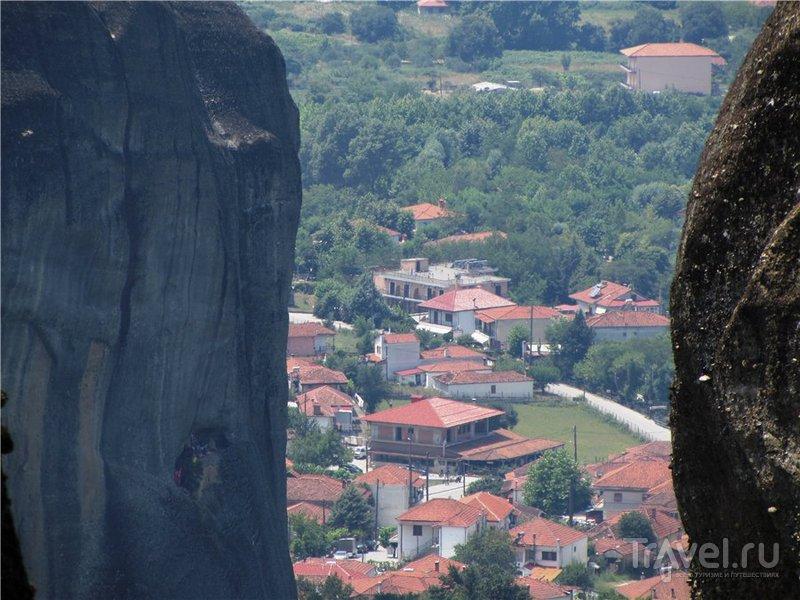 Метеоры: над временем и пространством / Греция