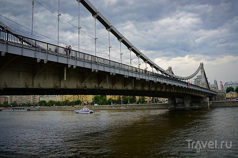 Девять километров вдоль Москвы-реки / Россия