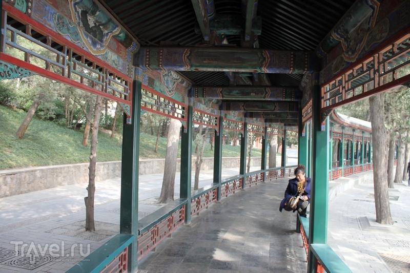 Пекин. Транспорт и достопримечательности / Китай