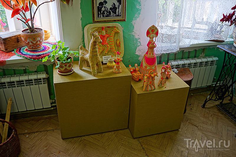 """Музей """"Филимоновская игрушка"""" в Одоеве Тульской области"""