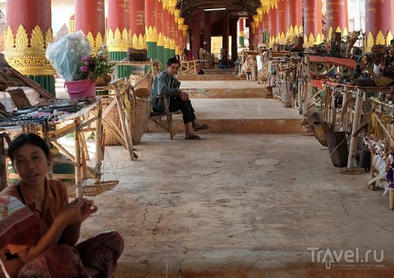 Озеро Инле / Фото из Мьянмы