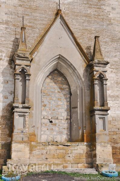 Что нам осталось?! Католический храм Святых Петра и Павла в селе Степовое / Фото с Украины