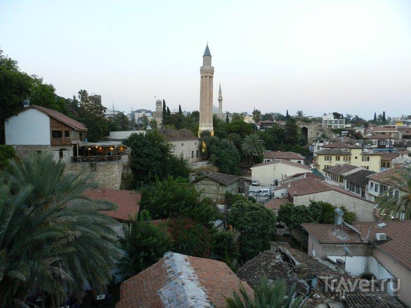 Анталья. Старый город / Турция