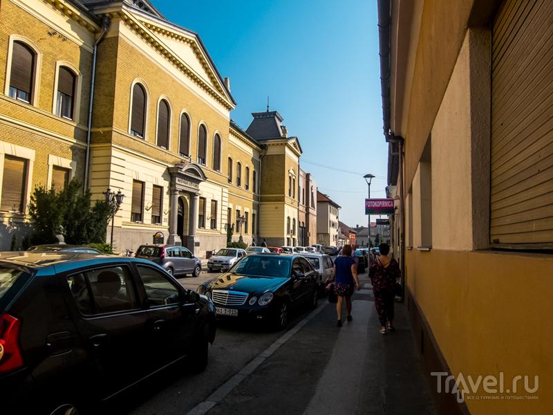 Первые впечатления и знакомство с центром Нови Сада / Сербия