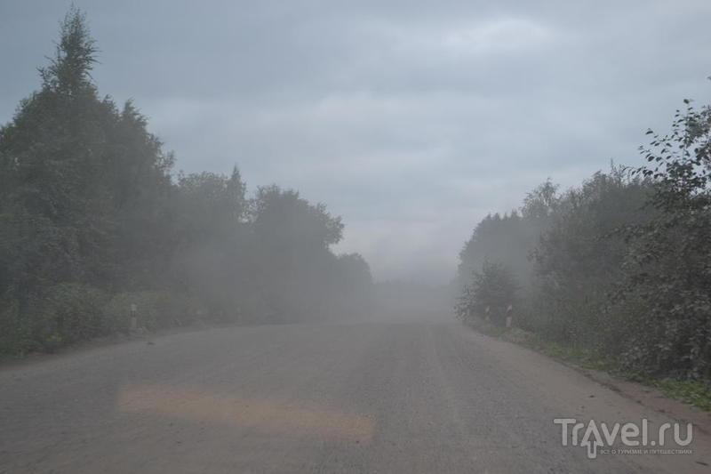 По дороге в Вытегру: трасса, посёлки, наблюдения / Россия