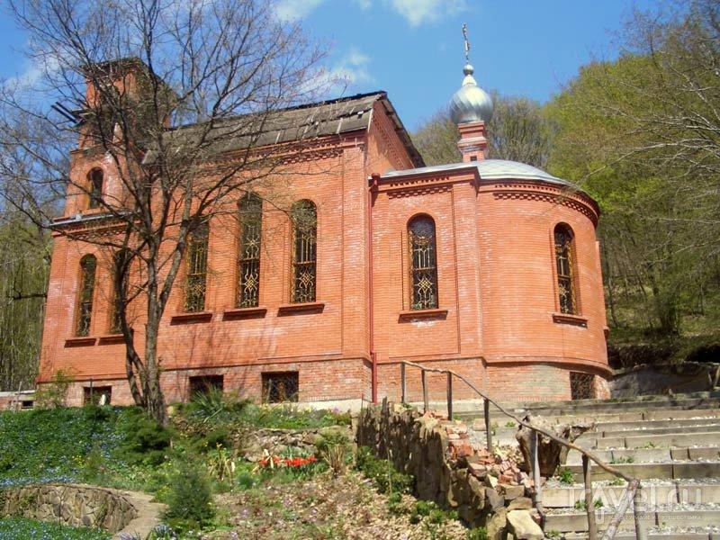Церковь, возведенная в 2011 году