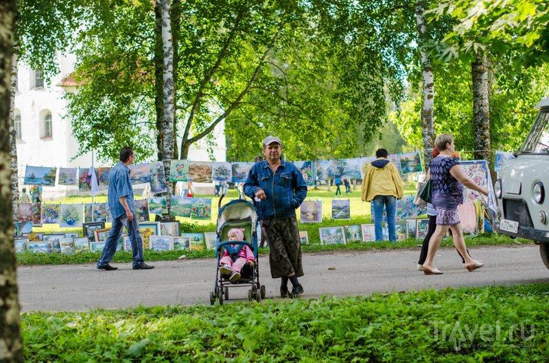 Баранов день в Каргополе проводят во второй раз / Фото из России