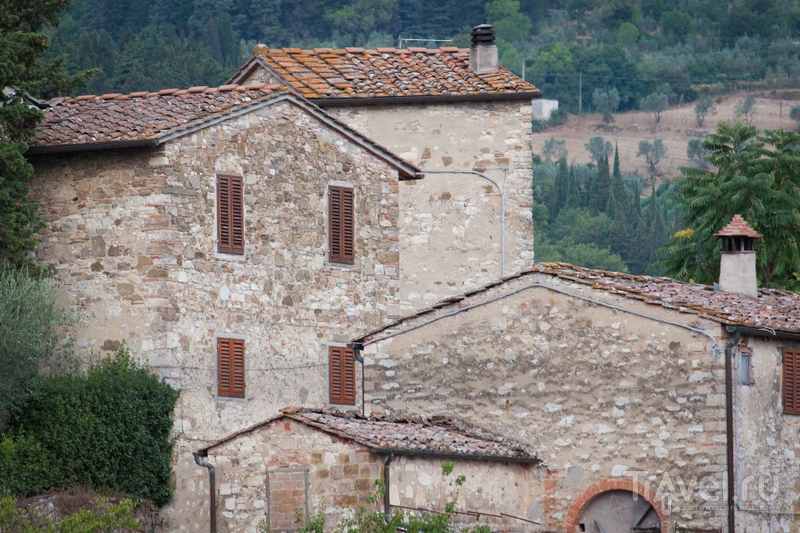 Монтефьоралле и Греве-ин-Кьянти / Фото из Италии