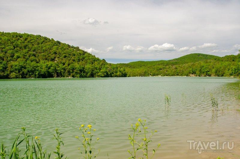Озеро Сукко - популярное место отдыха