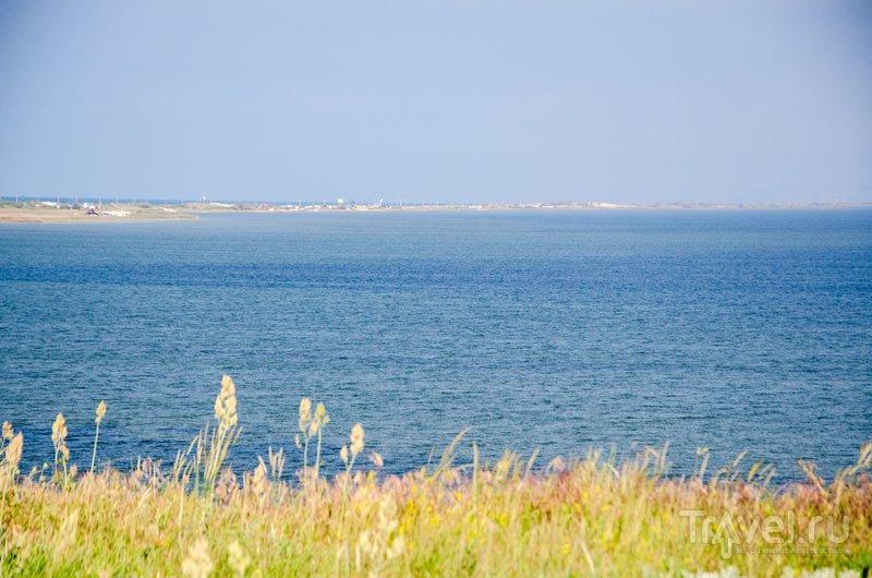 Кизилташский лиман - крупнейший на юге России