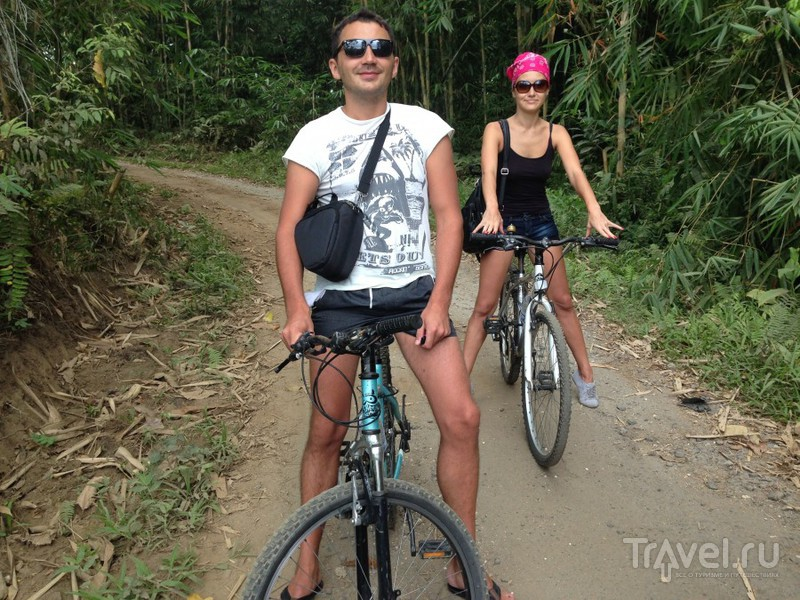 Путешествие по Индонезии. Бали. Побережье и Убуд / Индонезия