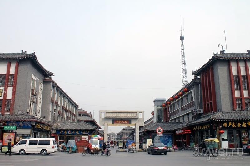 Китай: Цюйфу / Китай