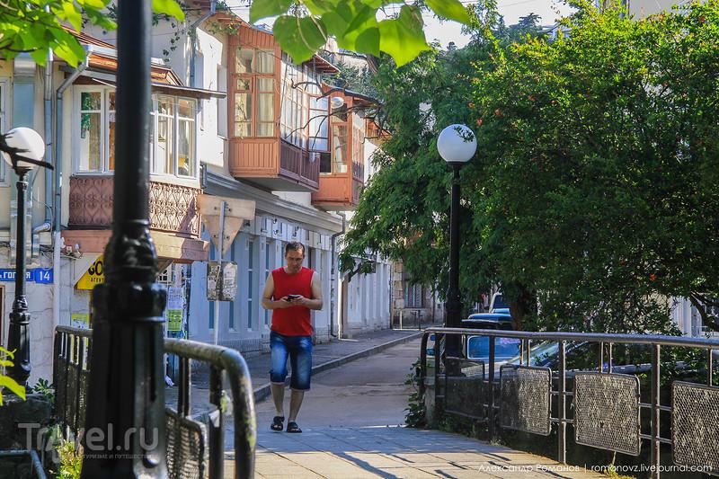 Ялта: самый неоднозначный город Крыма / Фото из России