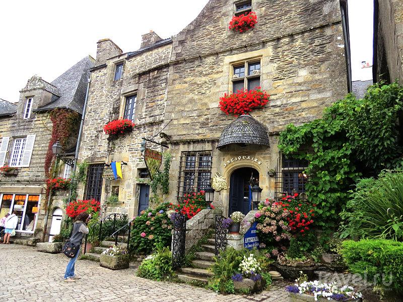 Путешествие в Бретань: Рошфор-ан-Тер и его легенда / Франция