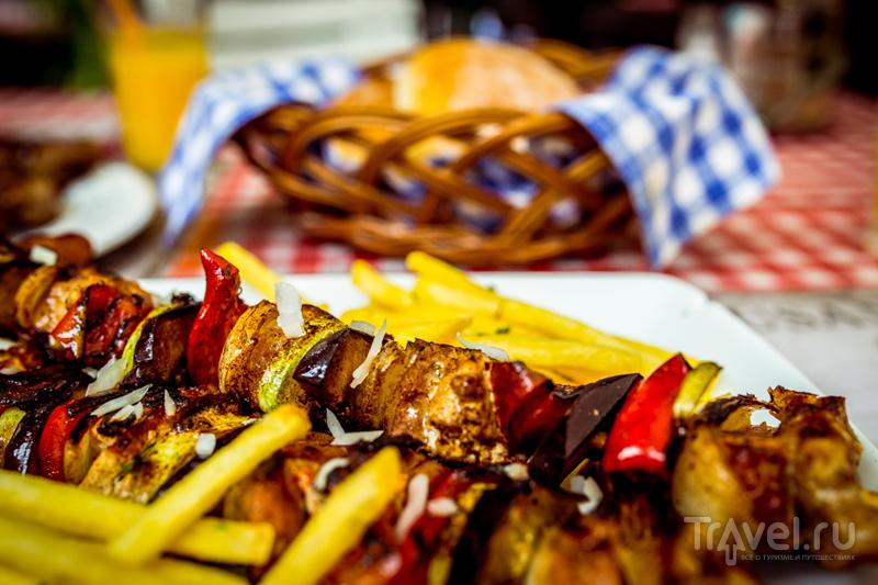 Немного чревоугодия, или как мы сербскую кухню пробовали / Сербия
