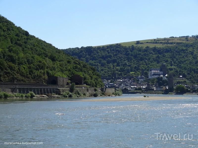 Теплоходная прогулка по Рейну вдоль Дороги романтических замков / Германия