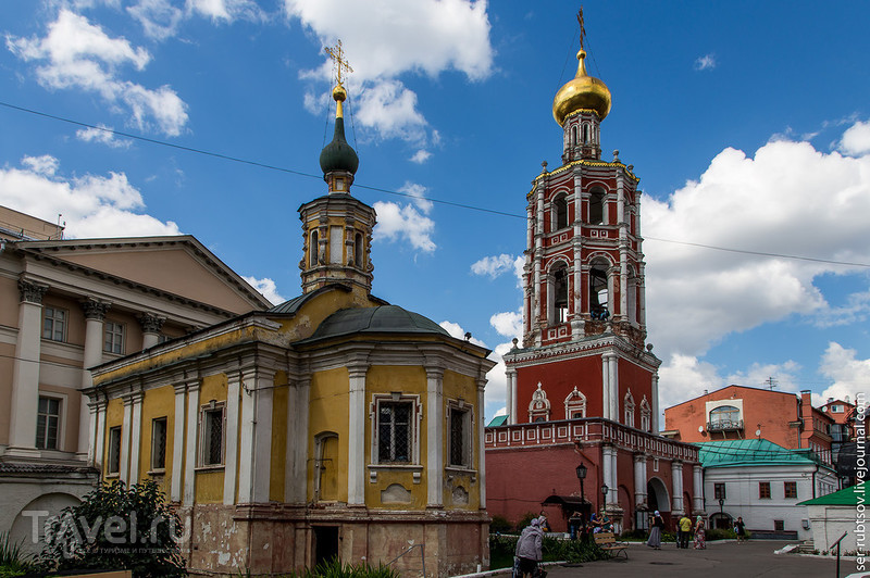 Высоко-Петровский мужской монастырь / Россия