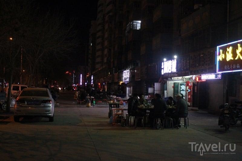 Хэншуй - прогулка по уездному городу N / Китай