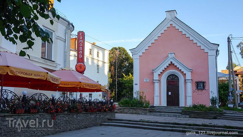 Пешеходная улица Ленина в Смоленске / Фото из России