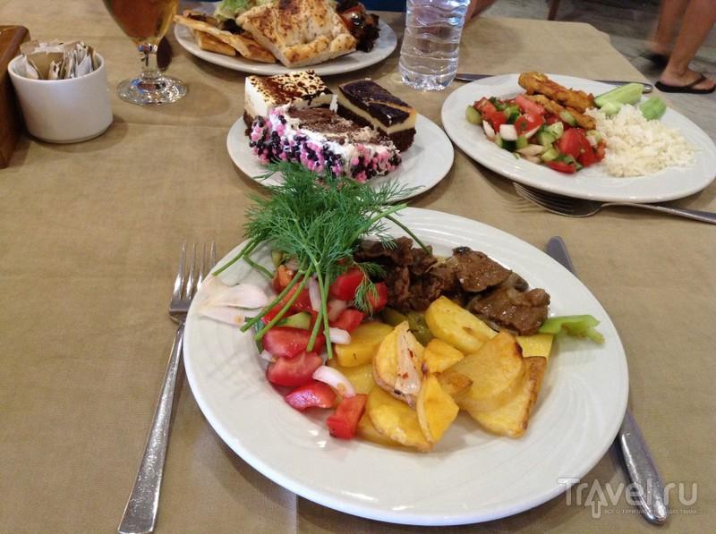 Плюсы и минусы турецкого all inclusive / Турция