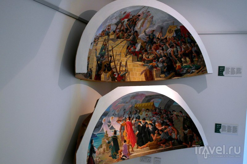 """Виктория. Остров Гозо. Мальта - Музей """"Иль-Хагар - Сердце Гозо"""" / Мальта"""