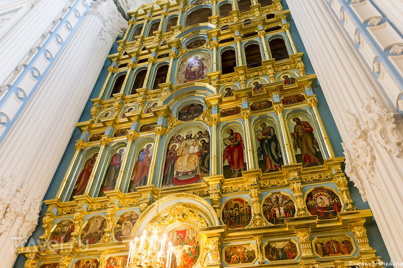 Новоиерусалимский монастырь / Фото из России