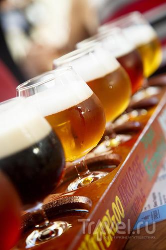 Вкусы Брюсселя: картофель, пиво, шоколад и выпечка / Фото из Бельгии
