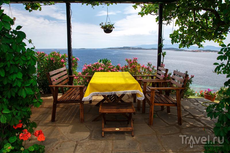 Греция в начале сезона. На границах Афона / Греция