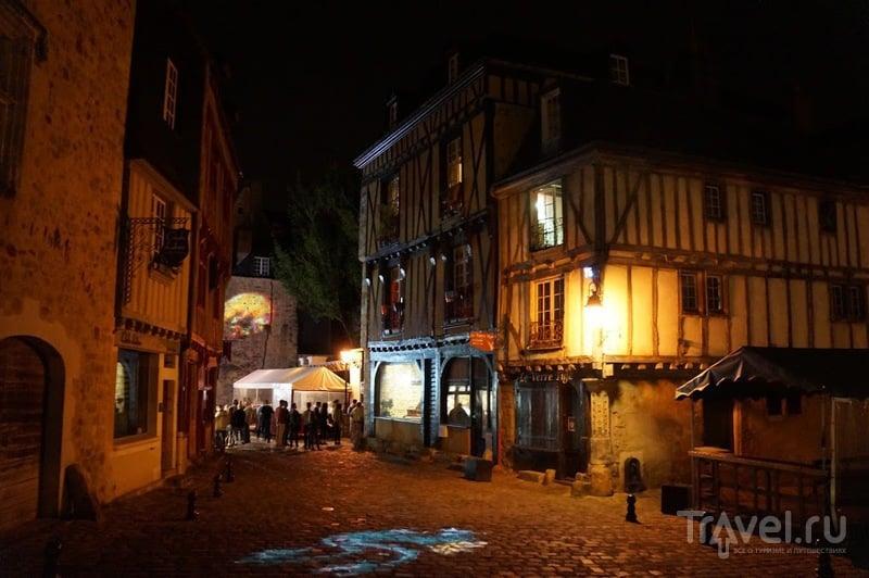 Лучшее световое шоу Франции / Франция