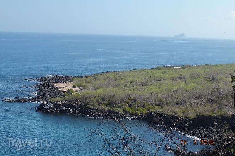 Галапагосы. Остров Сан-Кристобаль. Верхние смотровые площадки / Эквадор