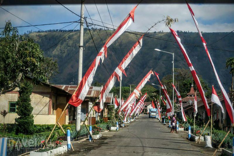 Джакарта к семидесятилетию Индонезии / Индонезия