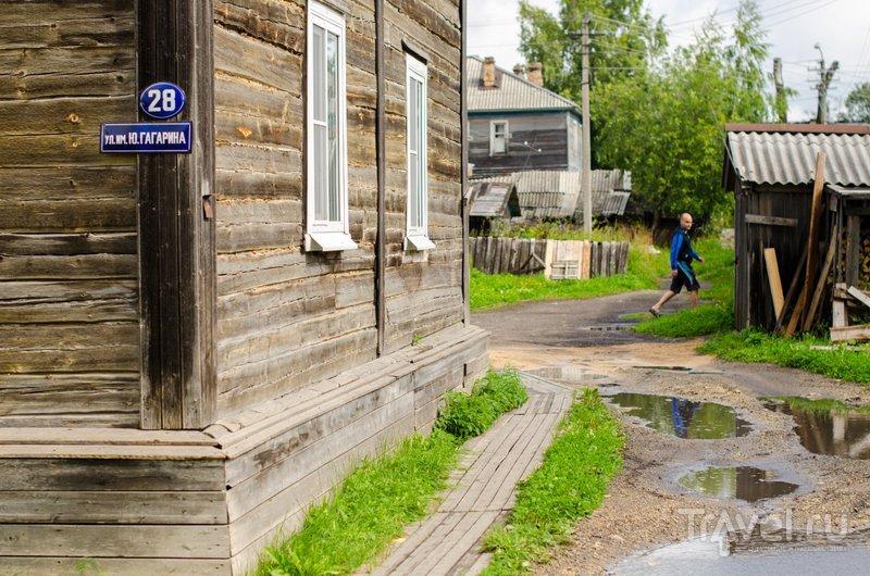 Каргопольские пейзажи / Фото из России