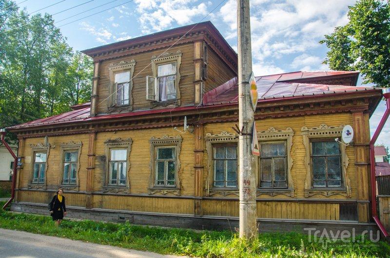 Почти каждый дом в Каргополе - это памятник архитектуры / Фото из России