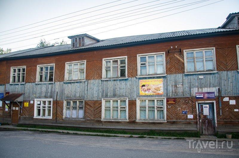 Так в Каргополе выглядит офисное здание / Фото из России