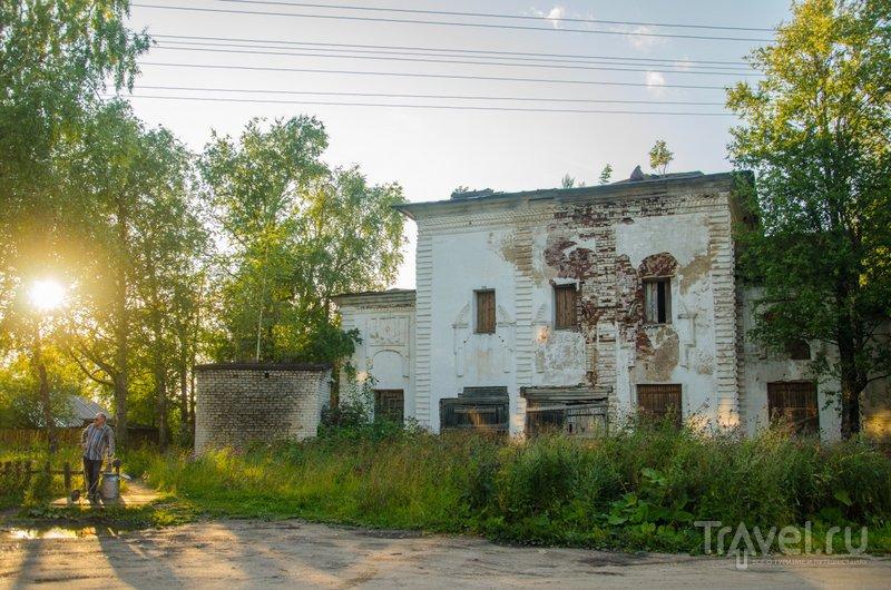 В Каргополе вкусная вода и много родников / Фото из России