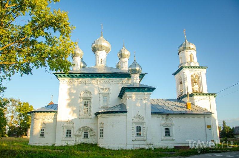 Церковь Рождества Пресвятой Богородицы также относится к концу XVII века / Фото из России
